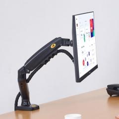 FAX88 NB F80 液晶顯示屏 支架 桌面萬向旋轉 升降伸缩 電腦 支架 顯示屏掛架 F80