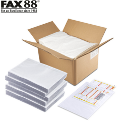 A6 145X180mm 自動黏貼 WAYBILL袋 118546 貼箱袋 每箱1000個