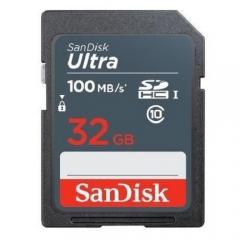 SANDISK Ultra SD 記憶卡 32GB SDSDUNR-032G