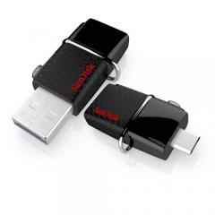 SanDisk USB手指  FLASH DRIVE 32GB , SDDD2