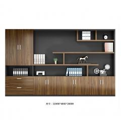 FAX88 精選 大班檯 辦公桌 經理檯 3200X400X2000櫃