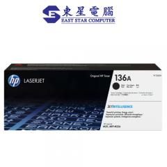 HP 136A 原裝碳粉 高容量 黑色 W1360A LaserJet Toner W1360A 1