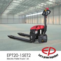 中力 EPT20-15ET2 電動唧車 叉車 小金剛 1500KGS 全電動搬運 寬叉685mm