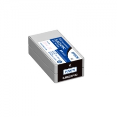 EPSON C33S020579 SJIC24P 原裝墨水 黑色 FOR C3520