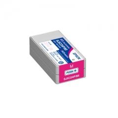 EPSON C33S020588 SJIC24P 原裝墨水 紅色 FOR C3520