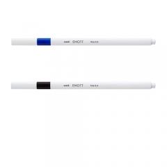 UNI PEM-SY EMOTT 0.4 水性簽字筆 NO 24 黑色