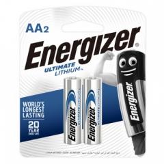 勁量鋰電池 3A 2粒裝 L94BP2 Lithium Battery