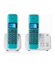 motorola T312 數碼室內無線子母錄音電話