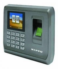 NIPPO TA-128 智能卡及指紋實時考勤系統