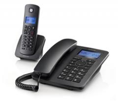 motorola C4201 數碼室內無線組合電話