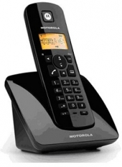 motorola C401 數碼室內無線電話