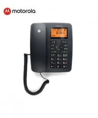 motorola CT111 Micro SD 卡錄音有線電話