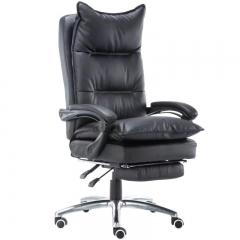 FAX88 Boss Chair 系列 大班椅 簡約黑色 BC8601