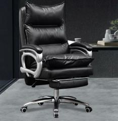 FAX88 Boss Chair 系列 大班椅 簡約黑色 BC8602