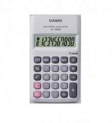 Casio HL-100LB 便攜型計數機