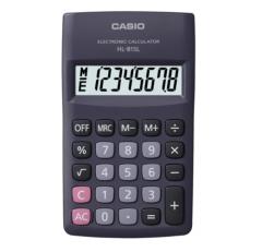 Casio HL-815L-BK 便攜型計數機 黑色