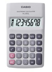 Casio HL-815L-WE 便攜型計數機