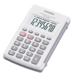 Casio HL-820LV-WE 便攜型計數機 灰色