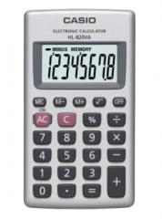 Casio HL-820VA 便攜型計數機