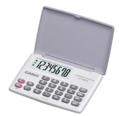 Casio LC-160LV-WE 便攜型計數機
