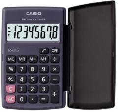 Casio LC-401LV-BK 便攜型計數機