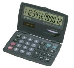 Casio SL-220TE 便攜型計數機