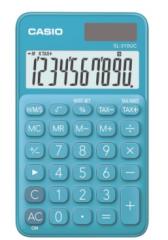 Casio SL-310UC-BU 便攜型計數機