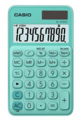 Casio SL-310UC-GN 便攜型計數機
