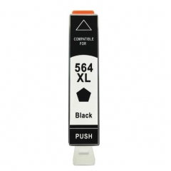FAX88 HP 564XL  代用墨盒 Black 564XL 黑色
