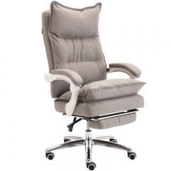 FAX88 Boss Chair 系列 大班椅 簡約 現代布 BC8701 灰色