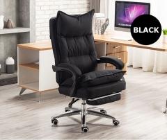 FAX88 Boss Chair 系列 大班椅 簡約 現代布 BC8701 黑色