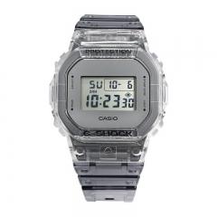 Casio G-SHOCK DW-5600SK-1DR 透明+灰色