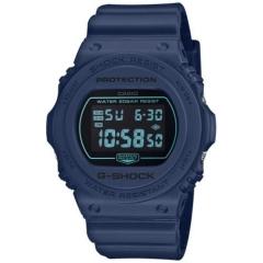 Casio G-SHOCK DW-5700BBM-2DR 深藍色