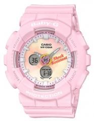 Casio BABY-G BA-120TG-4ADR 粉紅色