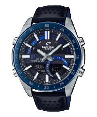 Casio EDIFICE ERA-120BL-2AVDF 黑色+藍色