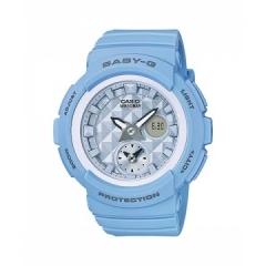 Casio BABY-G BGA-190BE-2A 淺藍色+白色