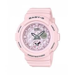 Casio BABY-G BGA-190BE-4A 淺粉紅色