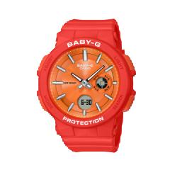 Casio BABY-G BGA-255-4A 橙色