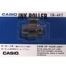 Casio IR-40T 計數機墨轆 紅黑雙色