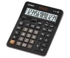 Casio GX-14B 計數機 黑色