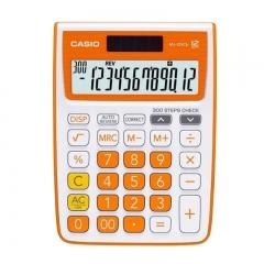 Casio MJ-12VCB-RG 計數機 橙色