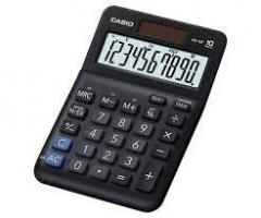 Casio MS-10F 計數機 黑色
