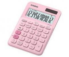 Casio MS-20UC-PK 計數機 粉紅色