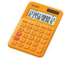 Casio MS-20UC-RG 計數機 橙色