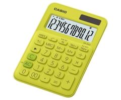 Casio MS-20UC-YG 計數機 黃綠色