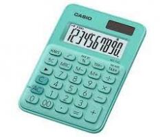 Casio MS-7UC-GN 計數機 綠色
