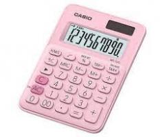 Casio MS-7UC-PK 計數機 粉紅色