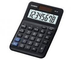 Casio MS-8F 計數機 黑色