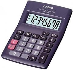 Casio MW-5V-BK 計數機 黑色
