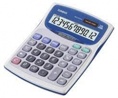 Casio WD-220MS-WE 計數機 白色